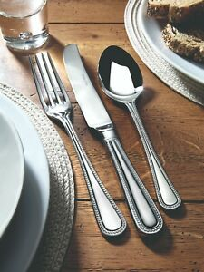 January Sale - Arthur Price - Bead - 44 Piece - Cutlery Box Set