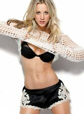 Kaley Cuoco Poster #01 Black Lingerie 24x36""