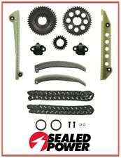 Complete Engine Timing Chain Kit SEALED POWER Replace for FORD Mercury 4.6L V8