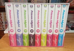 Princess Jellyfish Complete Manga Box Set Brand New Sealed.