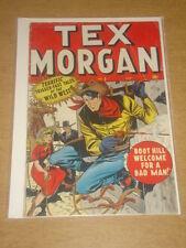 TEX MORGAN #2 G+ (2.5) MARVEL COMICS OCTOBER 1948