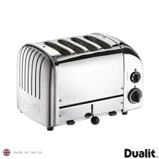 Dualit 4-Slice Classic Toaster, Stainless Steel Brand new