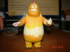 Vtg Monsters Inc Talking George Sanderson Figure Tested and Working