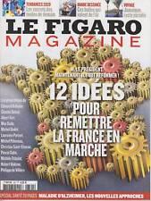 FIGARO MAGAZINE / N° 19794 / 21 MARS 2008  / JAMAIQUE-ALZHEIMER-REFORMES FRANCE