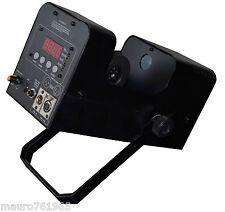 Effetto Laser STREAMER SCAN rosso - verde 100mW DMX 512  optional Remote CA8