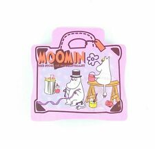 MOOMIN STICKY NOTEPAD 50 SHEETS /MEMO PAD/CUTE PAPER/SMALL NOTE/DIE-CUT #F