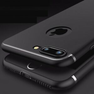 For Apple iPhone 6s 6 7 8 Plus X Luxury Ultra Slim Shockproof Bumper Case Cover
