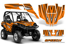 CAN-AM COMMANDER 800R 800XT 1000 1000XT 1000X GRAPHICS KIT DECALS SPEEDX OPAD