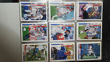 -1994 Upper Deck Soccer Cards Complete World Cup Contenders Set (330 CARDS)-
