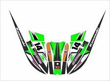 kawasaki 650 x2   jet ski wrap graphic pwc decals decal kit 1985 1995 racing 14