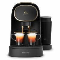 Philips L'OR Barista LM8018 / 90 Capsule coffee machine with milk frother 19 Bar