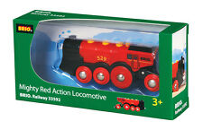 Brio 33592 mighty red action locomotive-railway batterie fonction âge 3-5 an