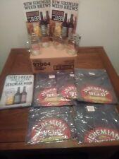 Jeremiah Weed Cider bar set new