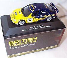 Ford Mondeo Zetec Alain Menu 2000 BTCC Champion 1:43 New in box