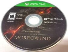 Elder Scrolls Online: Morrowind (Microsoft Xbox One, 2017)(DISC ONLY) #12106
