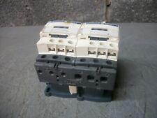 TELEMECANIQUE REV CONTACTOR LC2D09G7 25AMP 120VCOIL 3PH 600V 7.5HP