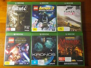 XBox One Games Pick One
