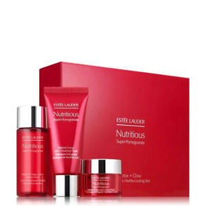 Estée Lauder 3-PC Detox + Glow Pemogrante Gift Set, Vibrant Healthy-Looking Skin