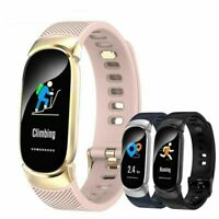 Smart Watch Wristband Fitness Tracker Phone Mate Heart Rate For Android iPhone