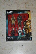 4-pack Jedha Revolt - Rogue One - Star Wars - Hasbro