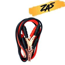 500A Car Truck Emergency Power Supply Battery Line Cord Booster Jumper Cable US