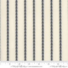 MODA Fabric ~ URBAN COTTAGE ~ by Urban Chiks (31132 11) Ivory - by the 1/2 yard