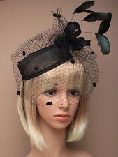 Feather Elastic Fascinators & Headpieces for Women