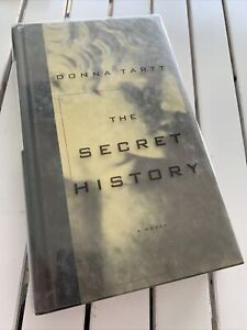 The Secret History by Donna Tartt (1992, Hardcover 1st Print) First Edition