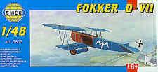 Smer 1/48 Fokker D. VII # 0803