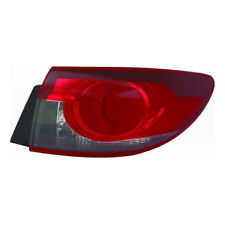 For Mazda 6 Mk3 Berlina 11/2012-On Led Outer Wing Rear Light Lamp Smoked Right