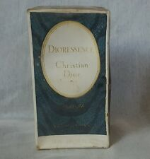 """VINTAGE"" DIORESSENCE Christian Dior PARFUM 20ml splash, sealed. PRE-BARCODE"