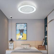 Modern 3 Speed Ceiling Fan Light Led Chandelier Remote Control Pendant Light 70W