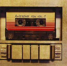 GUARDIANS OF THE GALAXY AWESOME MIX VOL.1 CD ALBUM FILM SOUNDTRACK