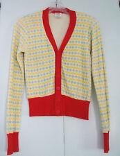 Vintage 1970s Michael Milea Peter Sinclair Terry Knit Top, Size XS