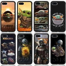 The Mandalorian Baby Yoda Phone Case For iPhone Samsung 11 Pro Note10+ S20 Cover
