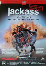 Jackass - The Movie (DVD, 2003) Special Collector's Edition Widescreen