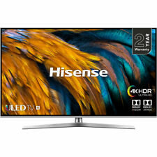 Hisense H65U7BUK U7B 65 Inch TV Smart 4K Ultra HD LED Freeview HD 4 HDMI Dolby