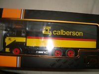 CAMION  SCANIA 140 V8 KASTEN 1971CALBERSON IXO  TRU031 1/43 BOITE PLEXI