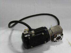 Bodine 0.210kW 1700RPM 575V TEFC 0.53A 60Hz C/W Gear Reducer 15:1 Ratio ! WOW !