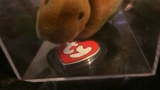 """Authenticated MWMT MQ Steg 3rd/2nd Beanie Baby """"Awesome Coloring"""""""