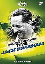 Racing Through Time - The Jack Brabham Story (DVD, 2009)