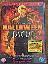 HALLOWEEN | 2007 Rob Zombie Horror Slasher Remake | Rental UK DVD