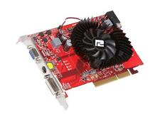 Powercolor ATI Radeon HD 3650 512mb ddr2, 64bit, AGP 8x, DVI, VGA D-Sub, S-Video