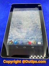 """Google Nexus 7 16GB ME370T 7"""" Wi-Fi Tablet Android"""