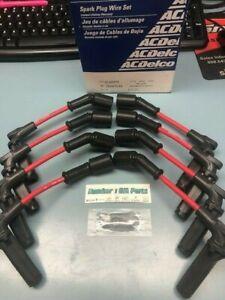 AC Delco Professional Series 19297032 Spark Plug Wire Set