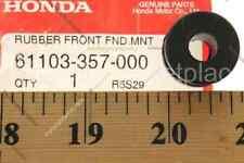 Honda 61103-357-000 - RUBBER  FR.