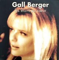 Gall / Berger CD Single Les Élans Du Cœur - France (VG+/VG+)