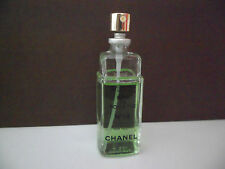 CHANEL No 19 BY CHANEL RECHARGE REFILL EAU DE TOILETTE 100 ml 3.4 oz 85% FULL