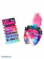 NEW Trolls World Tour Poppy Headband & Bracelet Set Princess NEW