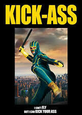 Kick-Ass 2-Disc Special Edition Region 4 DVD EXC